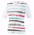 Joy T- Shirt Wiona tropic stripes