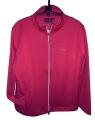 Canyon Women Sports Damen Sweatjacke - himbeerrot