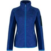 Regatta Laney III Damen Strickfleecejacke blau