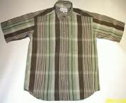 Columbia Selkirk Mountain Stripe Shirt Gr. M