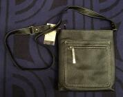 Tasche David Jones Collection -schwarz