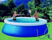 Wehncke Quick Up Pool Set 300 x 68 cm