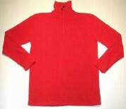 Hot Sportswear Zip-Fleecerolli Damen rot