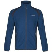 Regatta Stretch-Fleecejacke Mons blau