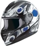 Shark Integralhelm S 650 blue
