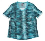 Canyon Women Sports T-Shirt Print lagune Gr. 44