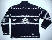 Hot Sportswear Pulli im Norwegerstil XXL