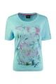 Canyon T-Shirt Druck lightblue
