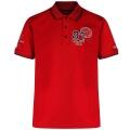 Regatta Polo Shirt Tremont rot