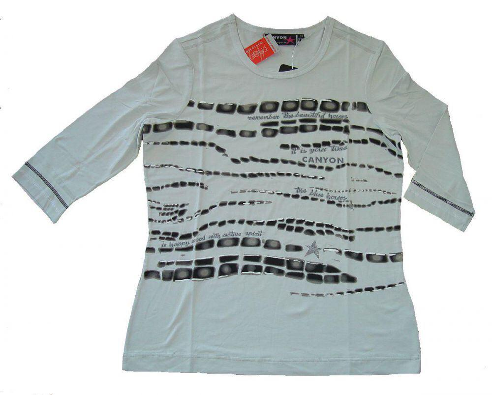 Canyon T-Shirt kitt Druck