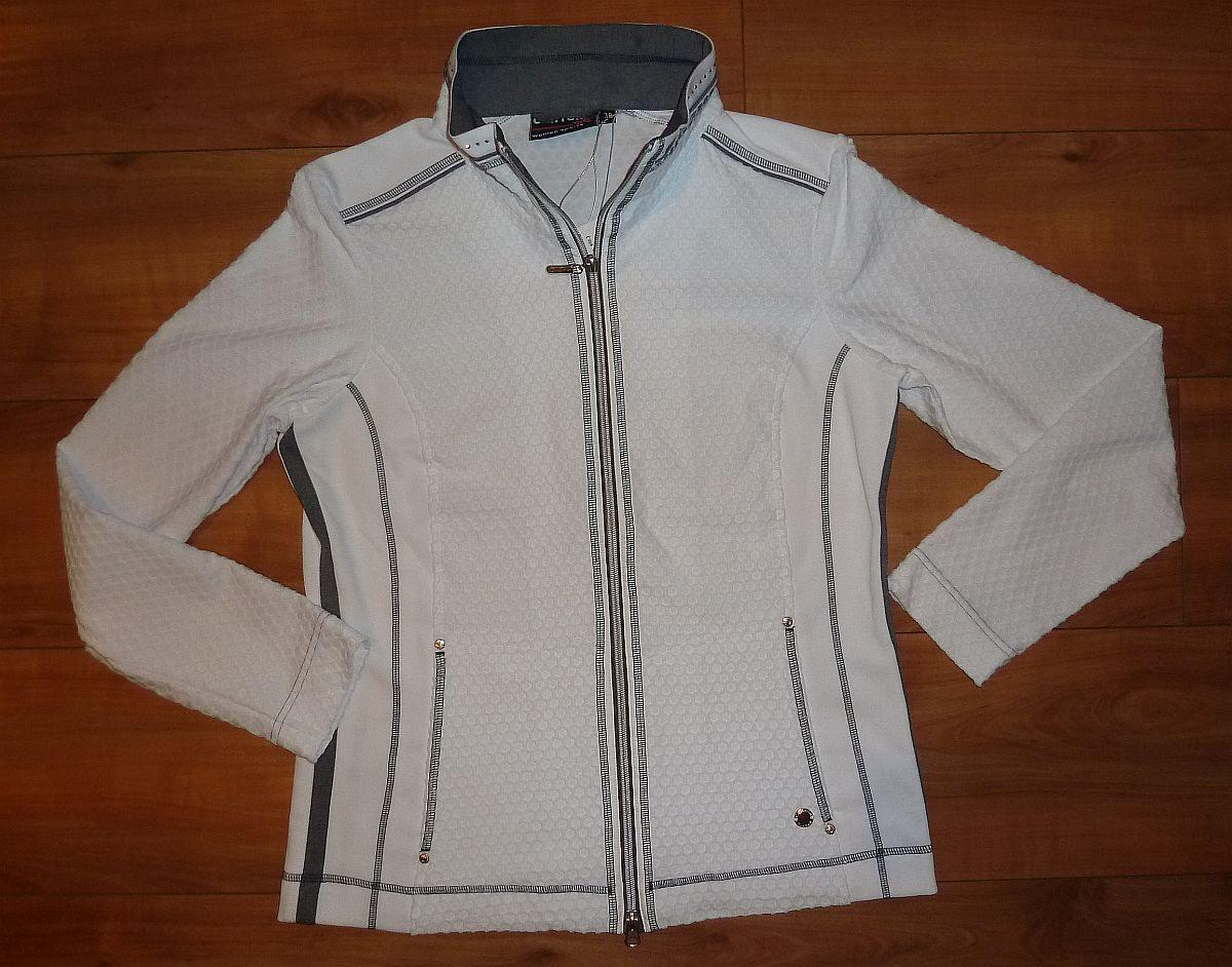 Canyon Damen Strukturjacke - white