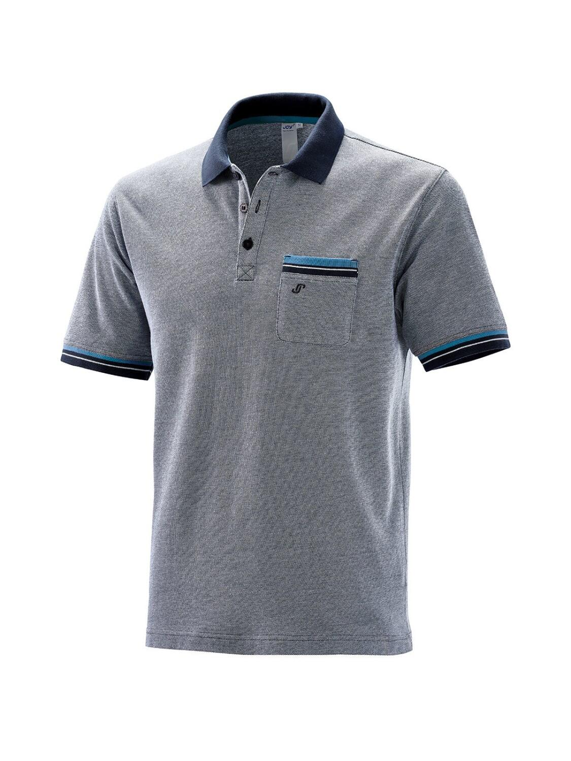 Joy Poloshirt Ingo in Farbe: night/lago