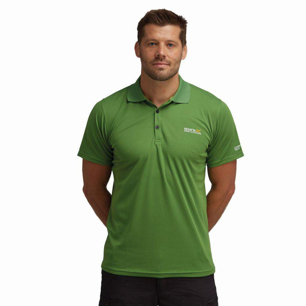 Regatta Polo Shirt Maverik II Men grün