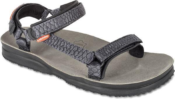Super Hike Lizard Grey Outdoorsandale Sandale Skindark Damen zVpUSqM