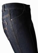 Adelina 4-Pocket Jeanshose Powerstretch Taschenstickerei