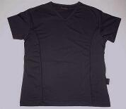 Hot Sportswear Funktions-T-Shirt- black