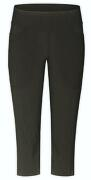 Hot Sportswear Barbados Capri Schlupfhose Stretch dark olive