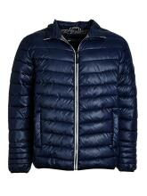 Nickel Crossfield Herren Steppjacke Marineblau