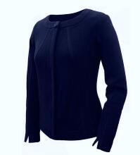 Allsport Fleecejacke Yasmine Rundhals Light