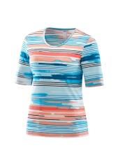 Joy T-Shirt Alessa Streifenprint