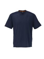 Maul Funktions-T-SHirt Grieskogel XT in Farbe: night blue