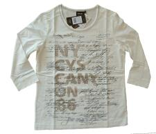 Canyon T-Shirt 3/4 Arm Druck offwhite