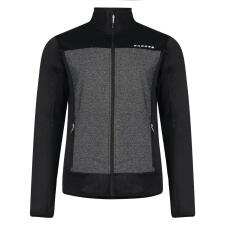 Stretchjacke black-charcoal