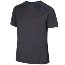 Regatta Funktions-T-Shirt Hyper-Reflective grau