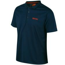 Regatta Polo Shirt Maverik IV Men denim
