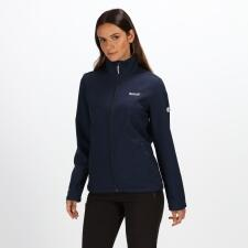 Regatta Womens Carby Softshell Jacke meliert