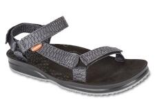 Lizard Creek IV Outdoorsandale skin dark grey
