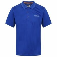 Maverik Poloshirt Farbe: surfspray blue