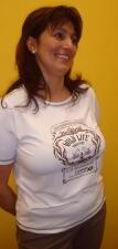 Canyon Women Sports T-Shirt Wild Life
