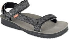 Lizard Sandale Super Hike Outdoorsandale etno black