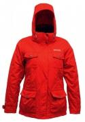 Regatta Doppeljacke Rainfall 3in1 rot