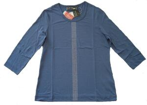 Canyon T-Shirt 3/4 Arm midnight blue Nietendeko