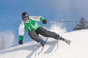 Alles für den Skisport