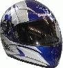 Shark Helm S 800 Fashion,blau Gr. XS