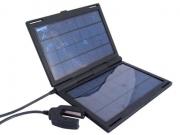 Solarladegeräte-Akku-Energie